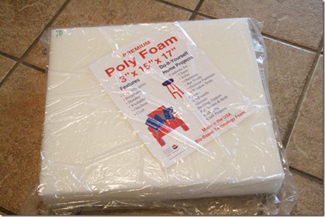 poly foam
