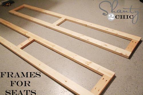 bench-frames