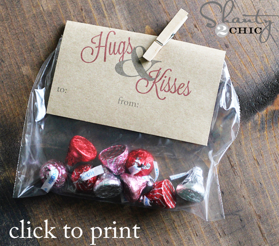 free printables for valentines pin