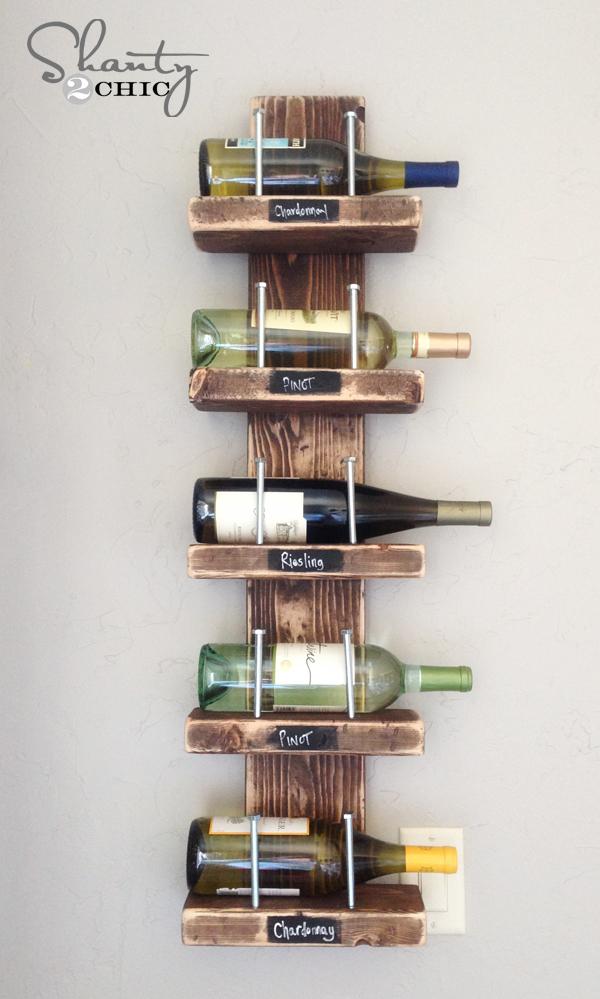 Tremendous Wine Rack Diy Shanty 2 Chic Download Free Architecture Designs Salvmadebymaigaardcom