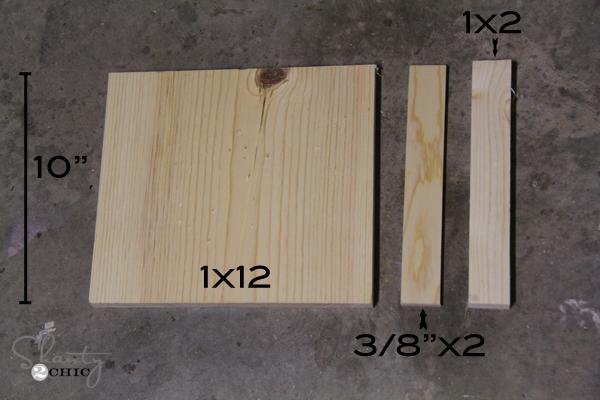 Wood for iPad Display