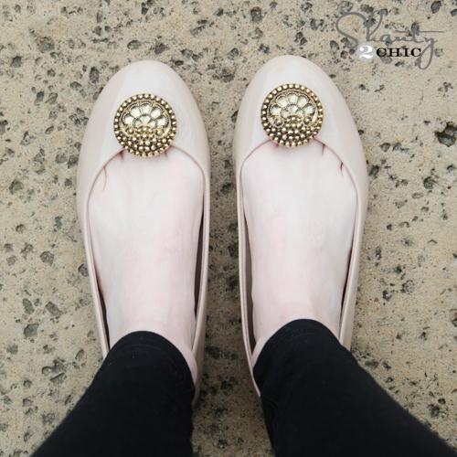 Shoe Clips DIY 2