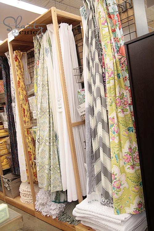 World Market Shower Curtains