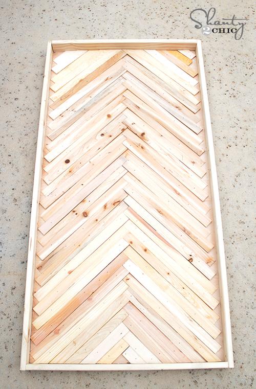 DIY Wood Wall Art Tutorial