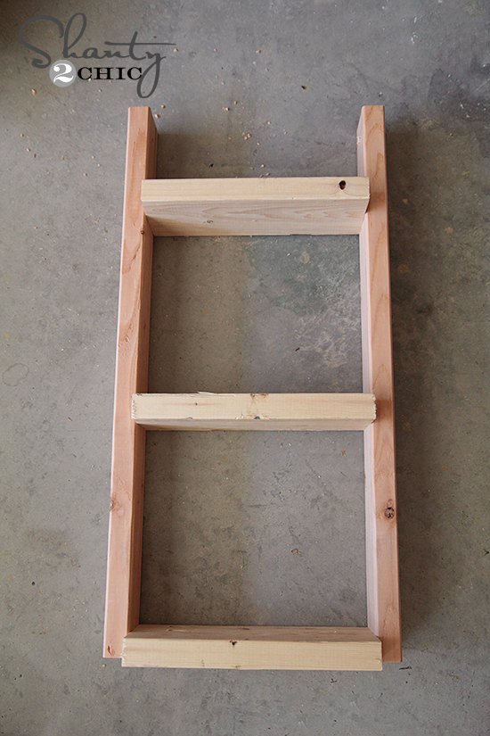 Wood Wall Planter DIY