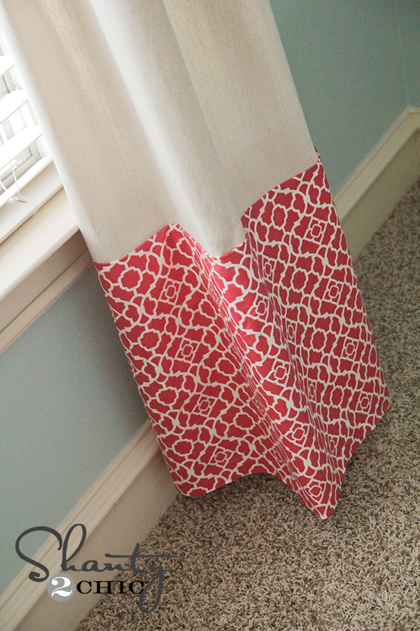 Curtains No Sew