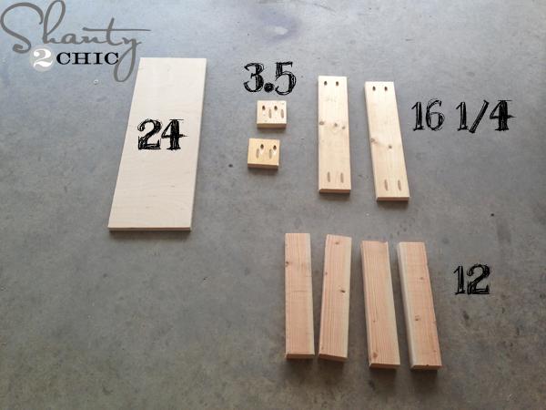 Bench-Plans