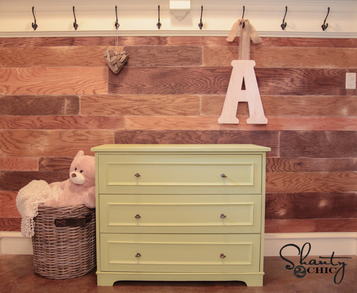 Diy Pottery Barn Kids Inspired Changing Table Shanty 2 Chic