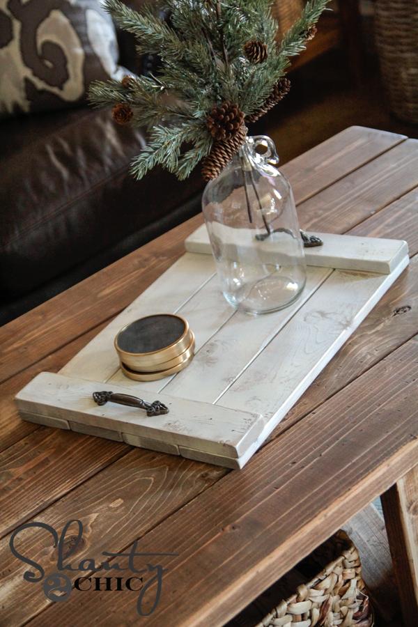 Miraculous Diy 8 Wood Tray Shanty 2 Chic Ibusinesslaw Wood Chair Design Ideas Ibusinesslaworg