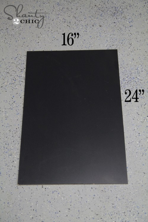 Chalkboard Measurements