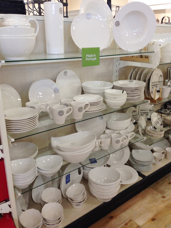 Made In Portugal Dinnerware Homegoods : portugal, dinnerware, homegoods, HomeGoods, Giveaway, Stylescope, Shanty