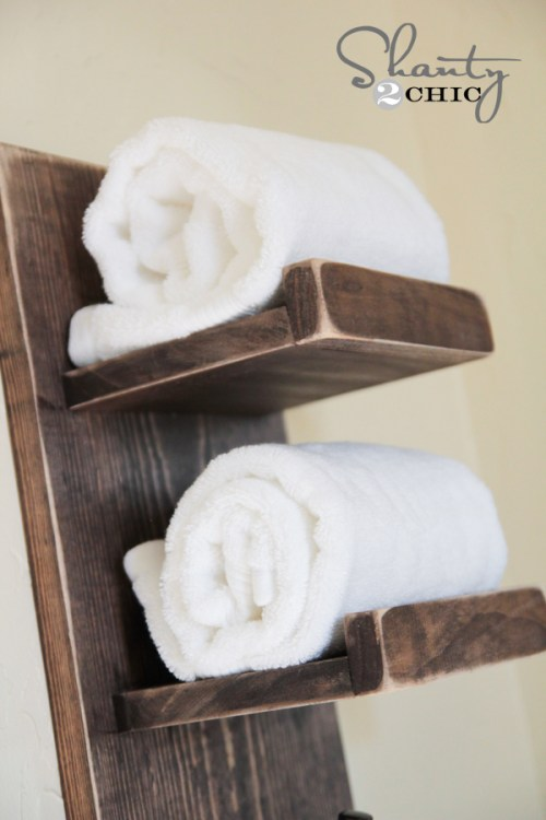 Towel Hook by Shanty2Chic