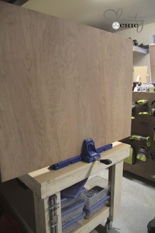 build a headboard