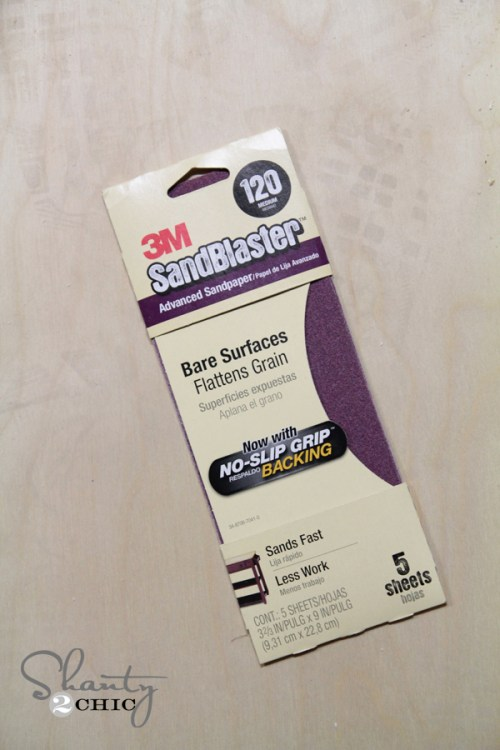 3m abrasives sand paper