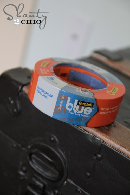 Best tape to paint walls and trim