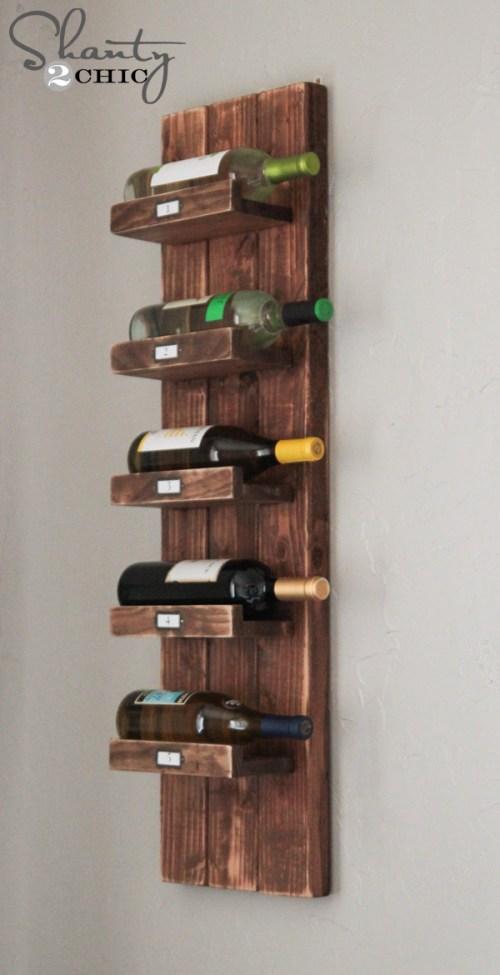 Wine Rack DIY