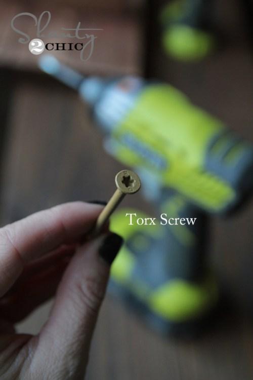 torx screw