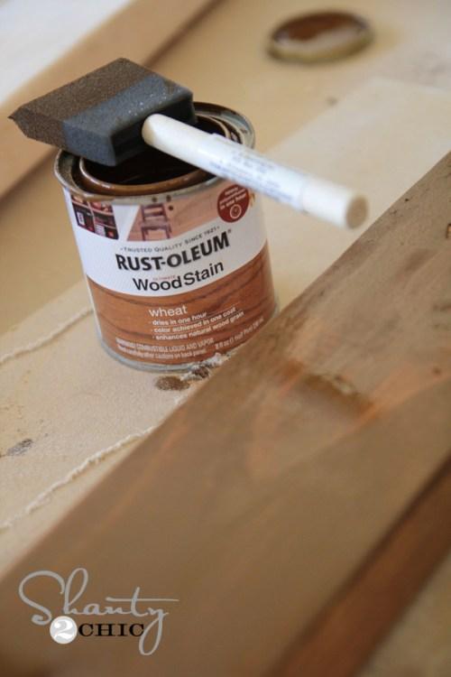 Rustoleum Wheat Stain