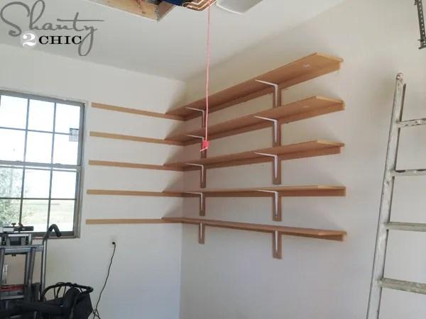 DIY-Garage-Shelving