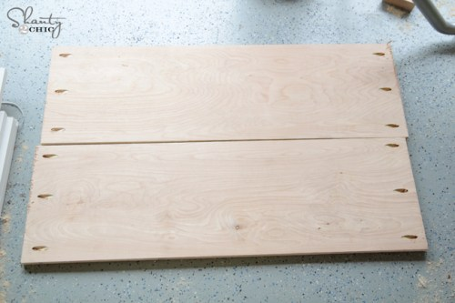 drawer sides