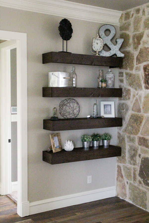 Side Rack For Drawing Room Flash S, Shelving For Living Room Walls
