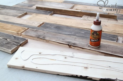 glue-planks