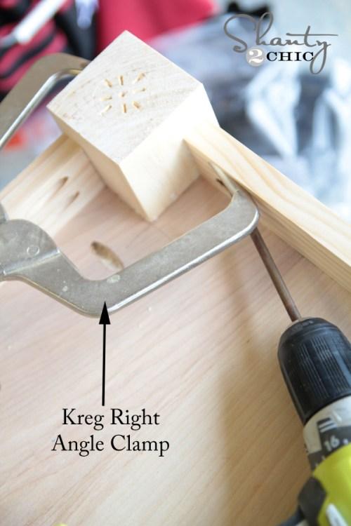 Right Angle Clamp Kreg