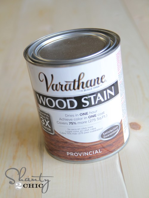 Varathane Stain Provincial
