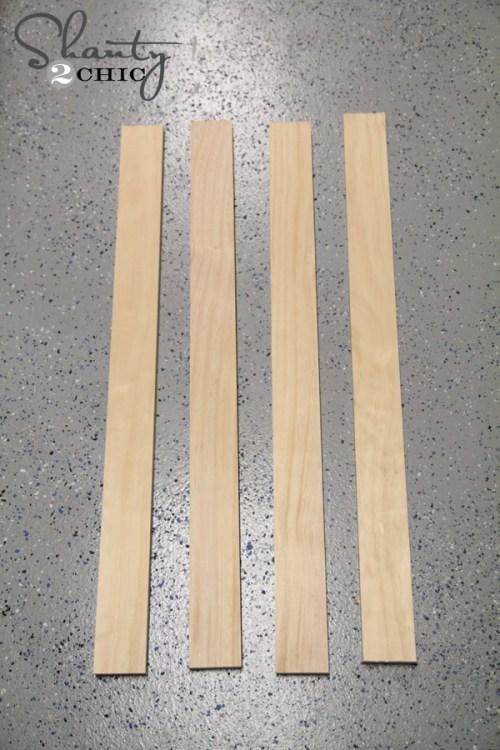 long door pieces