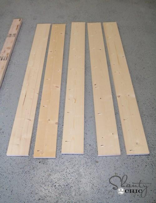 Wood for desk top