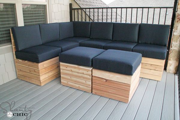 Miraculous Diy Modular Outdoor Seating Shanty 2 Chic Andrewgaddart Wooden Chair Designs For Living Room Andrewgaddartcom