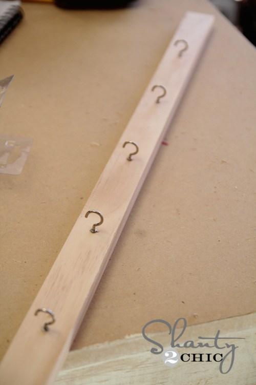 hooks for centerpiece