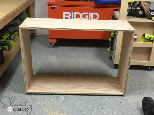 shoe-storage-frame