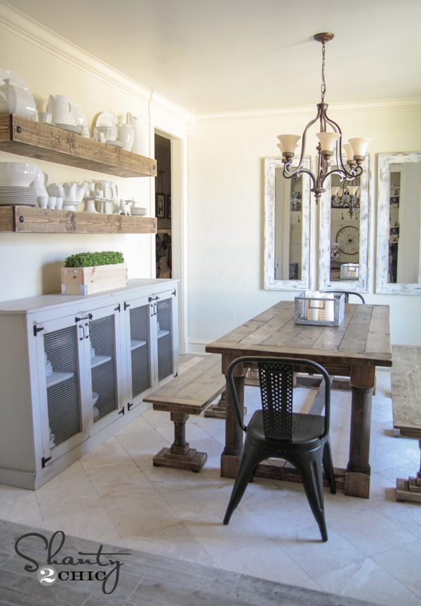 Dining Room by Shanty2Chic