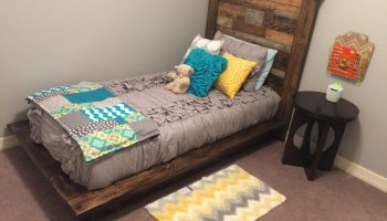 Queen Bed Frame Shanty 2 Chic