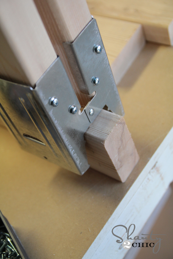 Sawhorse Clamps