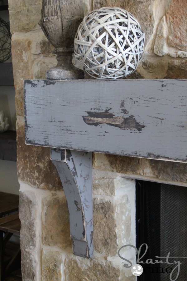 how-to-hang-a-mantel-on-a-stone-fireplace
