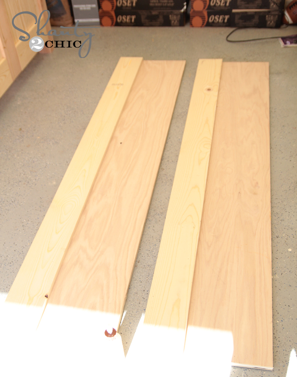 side rails of bed