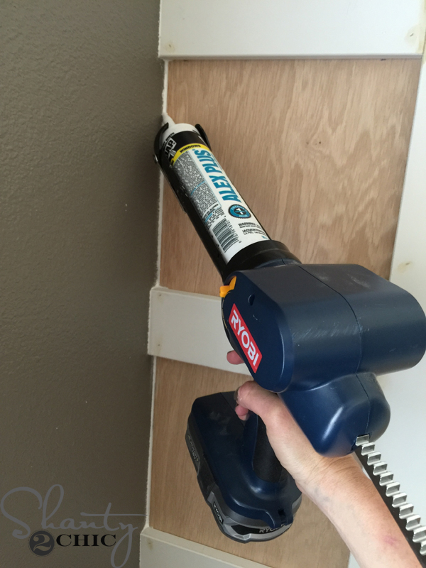 caulk-joints