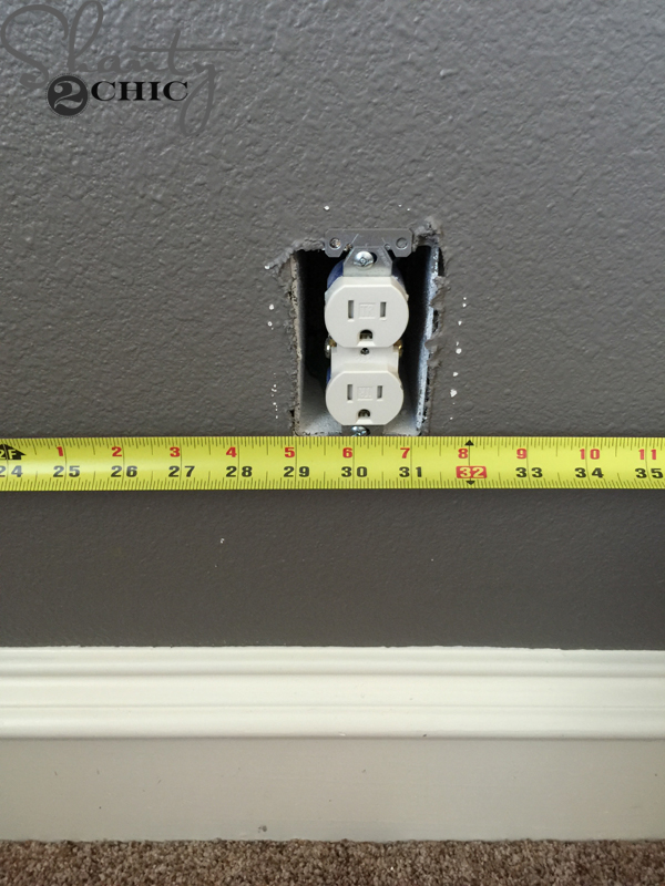 measure-for-electric-outlet