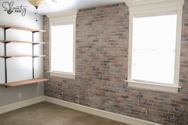 Build A Brick Interior Wall
