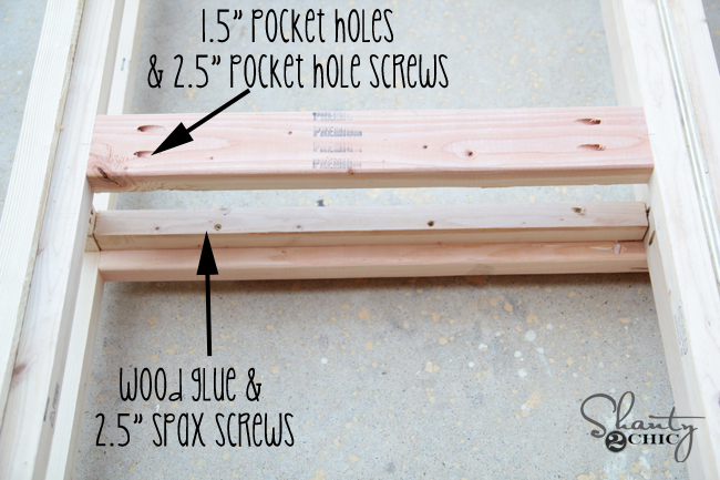 building the drawer slides