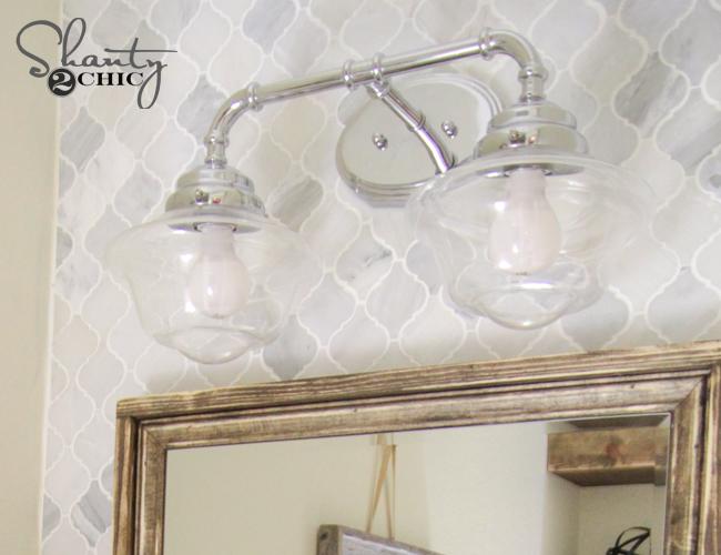 Wayfair Bathroom Light