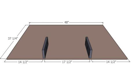 middle tub holder