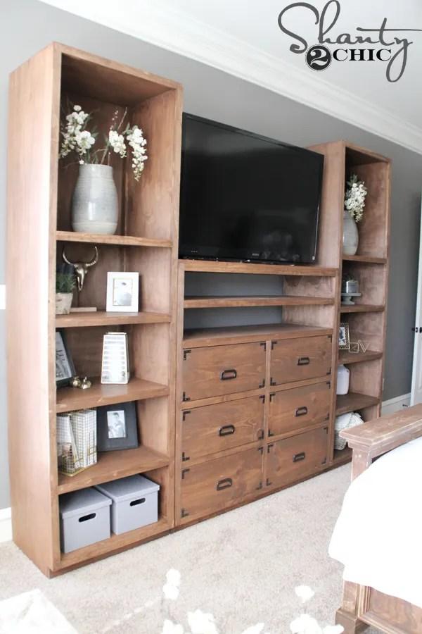DIY-Dresser-and-Book-Shelves
