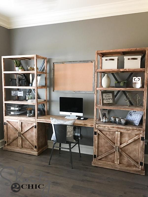 DIY-Office-Shelving