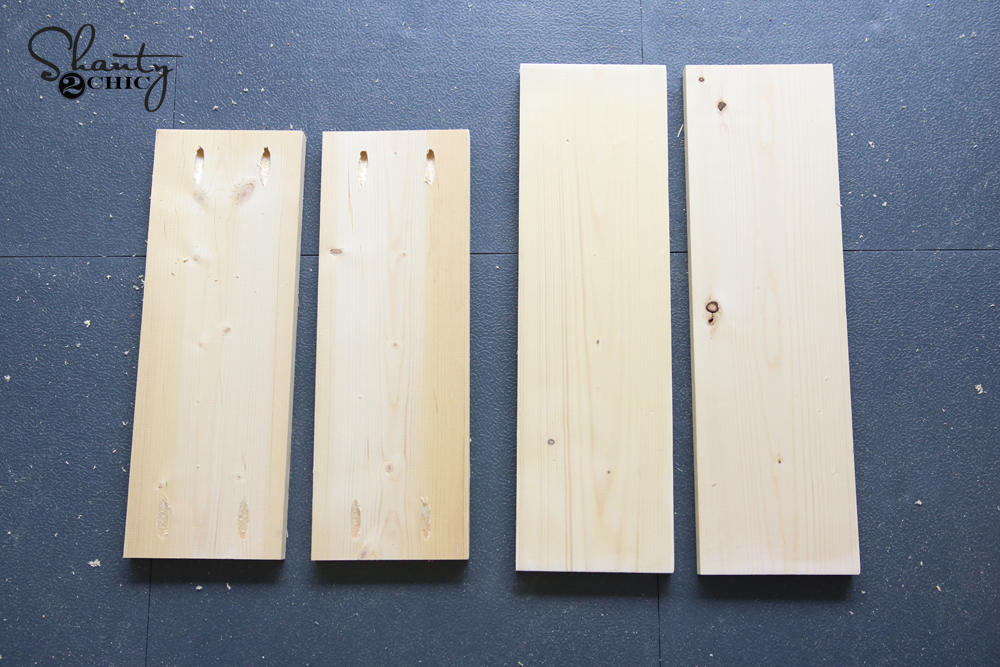 cuts for drawers