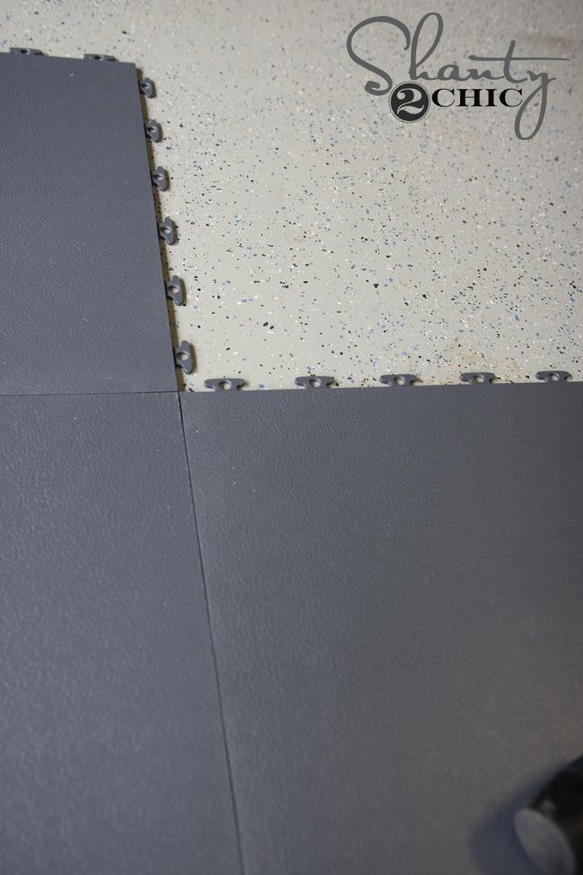 Floor Tiles for the Garage