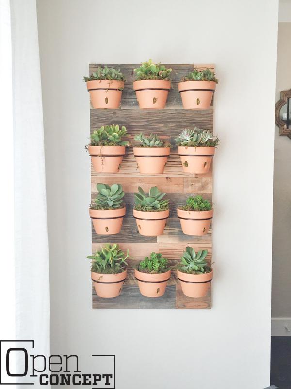 Kitchen Wall Planter