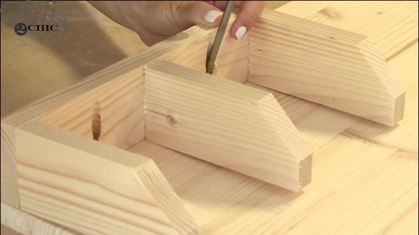 attach-mail-sorter-to-craft-board